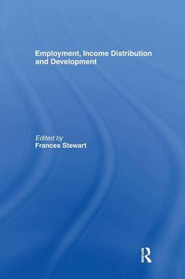 Employment, Income Distribution and Development