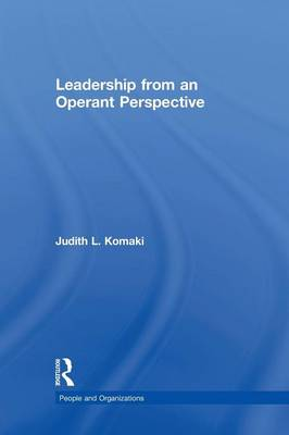 Leadership from an Operant Perspective