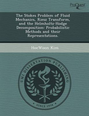 The Stokes Problem of Fluid Mechanics