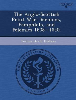 The Anglo-Scottish Print War: Sermons