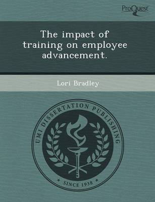 The Impact of Training on Employee Advancement