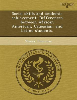 Social Skills and Academic Achievement: Differences Between African American