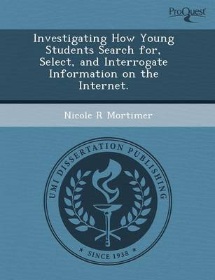 Investigating How Young Students Search for