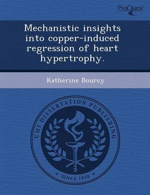 Mechanistic Insights Into Copper-Induced Regression of Heart Hypertrophy