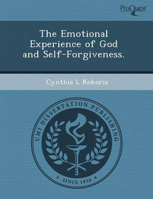 The Emotional Experience of God and Self-Forgiveness