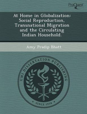 At Home in Globalization: Social Reproduction