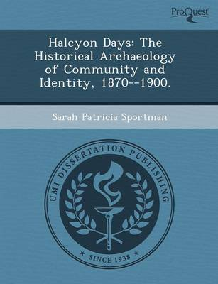 Halcyon Days: The Historical Archaeology of Community and Identity