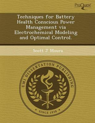 Techniques for Battery Health Conscious Power Management Via Electrochemical Modeling and Optimal Control