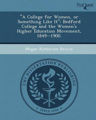 A College for Women