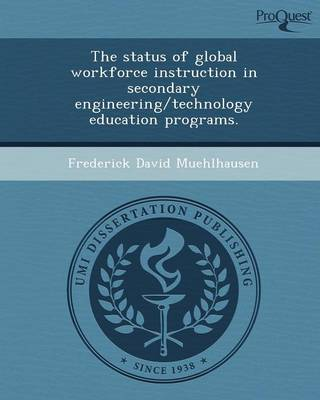 The Status of Global Workforce Instruction in Secondary Engineering/Technology Education Programs