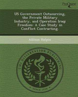 Us Government Outsourcing