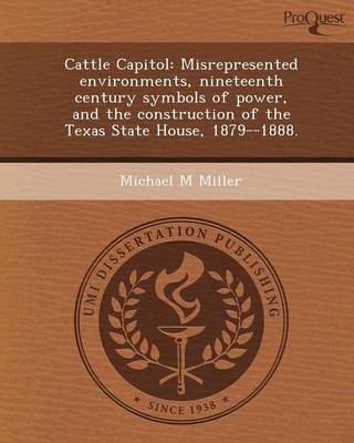 Cattle Capitol: Misrepresented Environments