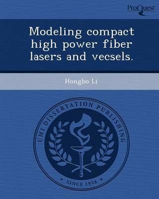 Modeling Compact High Power Fiber Lasers and Vecsels