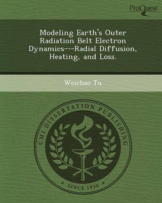 Modeling Earth's Outer Radiation Belt Electron Dynamics---Radial Diffusion