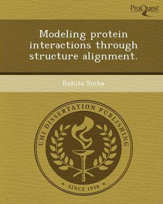 Modeling Protein Interactions Through Structure Alignment