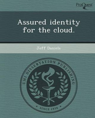 Assured Identity for the Cloud