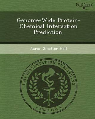 Genome-Wide Protein-Chemical Interaction Prediction