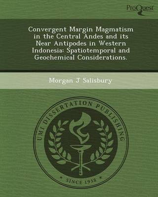 Convergent Margin Magmatism in the Central Andes and Its Near Antipodes in Western Indonesia: Spatiotemporal and Geochemical Considerations