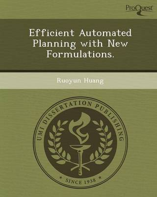 Efficient Automated Planning with New Formulations