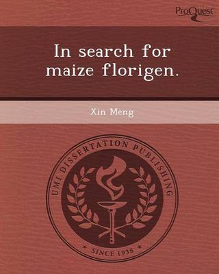 In Search for Maize Florigen