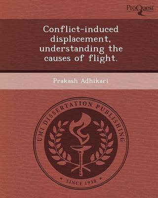Conflict-Induced Displacement