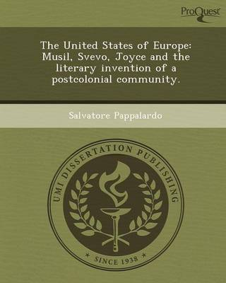 The United States of Europe: Musil