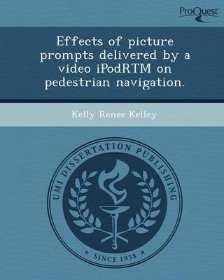 Effects of Picture Prompts Delivered by a Video Ipodrtm on Pedestrian Navigation