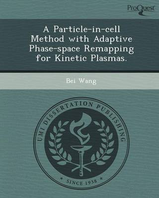 A Particle-In-Cell Method with Adaptive Phase-Space Remapping for Kinetic Plasmas