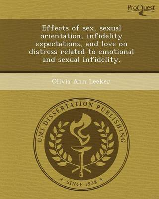 Effects of Sex
