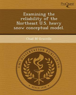 Examining the Reliability of the Northeast U.S