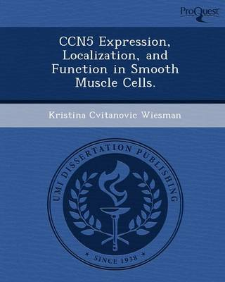 Ccn5 Expression