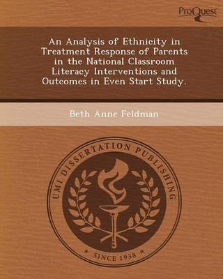 An Analysis of Ethnicity in Treatment Response of Parents in the National Classroom Literacy Interventions and Outcomes in Even Start Study