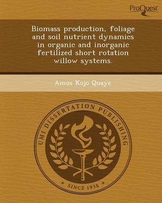 Biomass Production