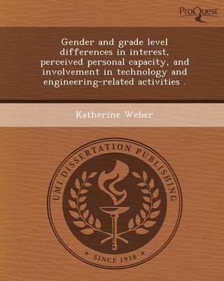 Gender and Grade Level Differences in Interest