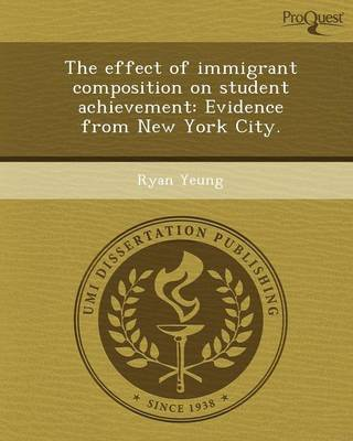 The Effect of Immigrant Composition on Student Achievement: Evidence from New York City