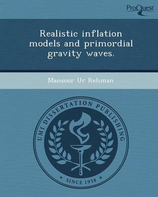 Realistic Inflation Models and Primordial Gravity Waves