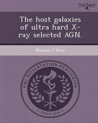 The Host Galaxies of Ultra Hard X-Ray Selected Agn