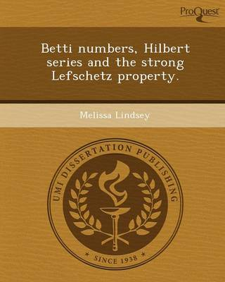 Betti Numbers