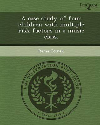 A Case Study of Four Children with Multiple Risk Factors in a Music Class