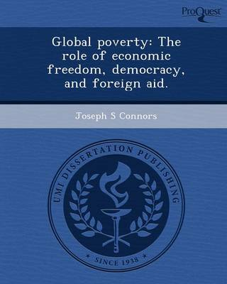 Global Poverty: The Role of Economic Freedom