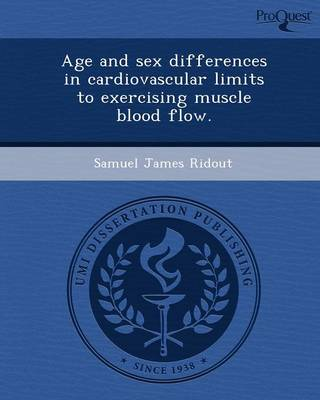 Age and Sex Differences in Cardiovascular Limits to Exercising Muscle Blood Flow