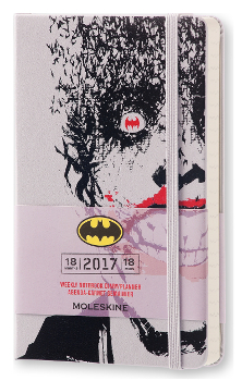 2017 Joker Pocket Hard Cover Weekly ...