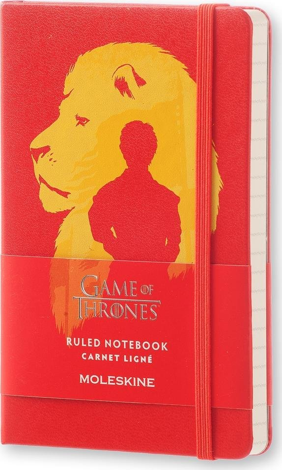 Game Of Thrones Tyrion Lannister Pocket Plain Notebook