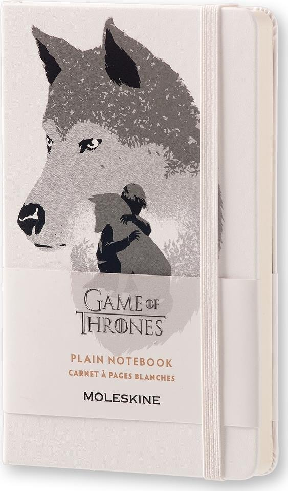 Game Of Thrones Arya Stark Pocket Plain Notebook