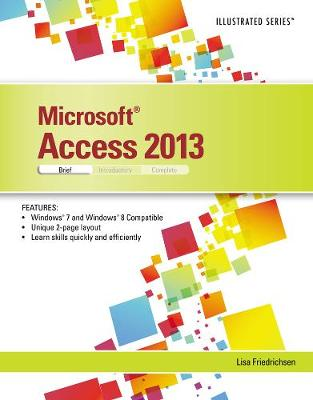 Microsoft (R) Access (R) 2013: Illustrated Brief