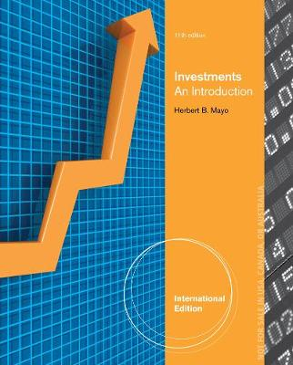 Investments: An Introduction, International Edition (with Thomson ONE - Business School Edition 6-Month Printed Access Card and Stock-Trak Coupon)