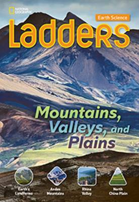 Ladders Science 3: Mountains, Valleys, and Plains (Below-Level; Earth Science)