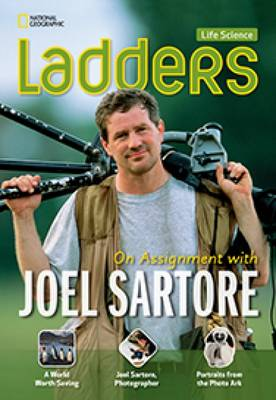 Ladders Science 3: On Assignment with Joel Sartore (On-Level; Life Science)