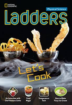 Ladders Science 4: Let's Cook: Above-Level
