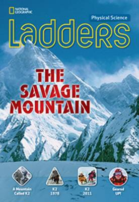 The Ladders Science 5: The Savage Mountain (On-Level)